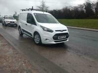 FORD TRANSIT CONNECT 220 1.5TDCI TREND 2017 PANEL VAN ONE COMPANY OWNER