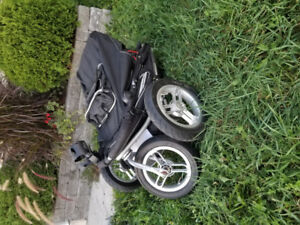 Valco Jogging stroller with Joey seat