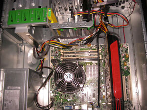 3.0 GHz Dual Core 4GB DDR3 HD5850 1GB DDR5 gaming tower