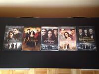 Twilight - Les 4 films de la saga - 20$ pour les 4