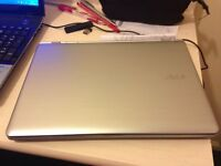Acer touch laptop