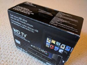 Western Digital WD TV HD (1080P) Media Player