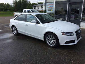 2012 Audi A4 Quattro turbo Berline