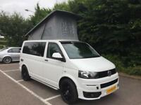 VW T5 102PS SWB, 2013, Pop Top, Stunning Conversion.
