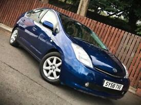**LOW MILEAGE** TOYOTA PRIUS HYBRID 1.5 CVT AUTOMATIC FULL SERVICE HISTORY