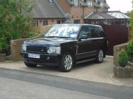 2003 53 Reg Land Rover Range Rover 4.4 V8 Auto Vogue