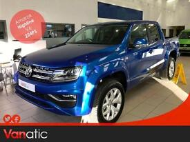 2018 Volkswagen Amarok Highline 3.0 V6 TDI ( 224PS ) Auto 4MOTION