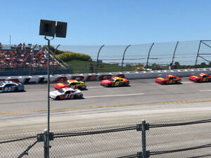 NASCAR AND RV PACKAGE!!!!!!