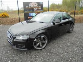 Audi A4 2.0TDI ( 136ps ) Technik - 2011 - 96,000 miles