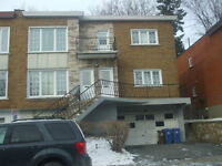 Montreal West : Lower Duplex.. available now.