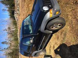 2007 Jeep Liberty Trail rated 4X4 SUV, Crossover