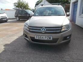 image for Volkswagen Tiguan 2.0TDI ( 140ps ) 4Motion ( BMT ) ( s/s ) DSG 2015MY Match