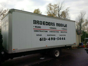 Truck Lettering from $300 and up