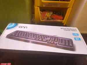 Wired keyboard Brand new