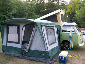 Westfalia Spacemaker add a room tent fits Scotty + Boler