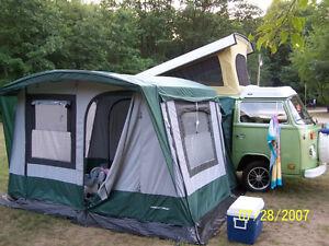 Westfalia Spacemaker add a room tent fits Scotty + Boler