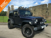 Jeep Wrangler 2.5 Sport MONSTER TRUCK
