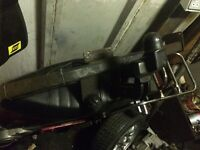 Peugeot 306 hatchback tow bar