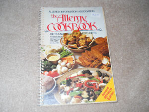 The Allergy Cook Book