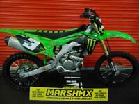 Kawasaki KXF 250 2020 Model, Only Done approx done 8 Hours from New