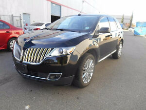 2011 Lincoln MKX Ultimate Package AWD SUV, Crossover
