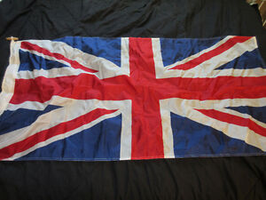 UK, United Kingdom, British, Union Jack  27x54 flag