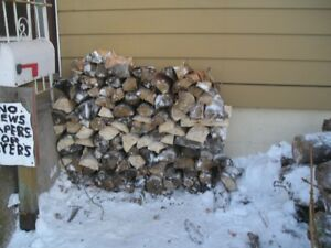 Firewood seasoned $60. a rack or $30. for 1/2 rack