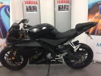 YAMAHA YZFR125 DELIVERY ARRANGED HPI CLEAR P/X WELCOME 17 PLATE