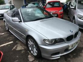 2006 BMW 3 SERIES 2.0 320CD M SPORT 2DR