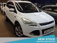 2013 FORD KUGA 2.0 TDCi 140 Zetec 5dr 2WD SUV 5 Seats