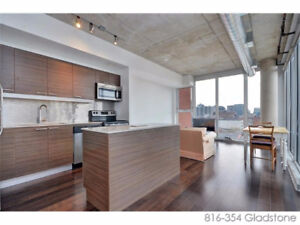 Clean, Quiet, Penthouse corner loft in Centertown Bank&Gladstone