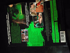Bride of Re-animator german rare import blu-ray Kitchener / Waterloo Kitchener Area image 2