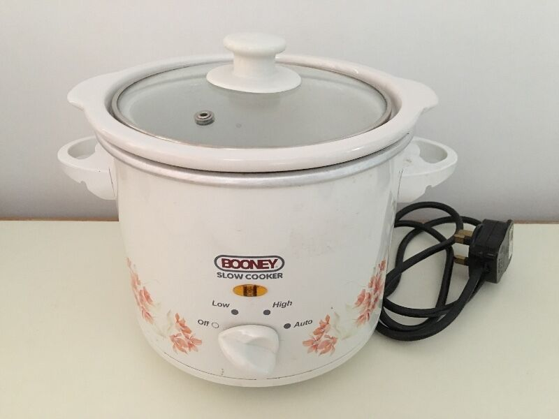 Booney slow cooker