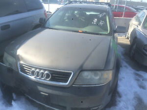 Audi Allroad Quattro 2003 - Parting out