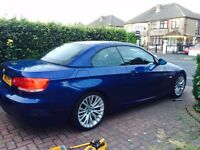 BMW 320i E93 Convertible M Sport Not 320d 330d 335 or M3 Huge SPEC PX