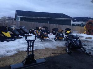Ski-doo parts 1996-2008 lots of rev part and zx St. John's Newfoundland image 7