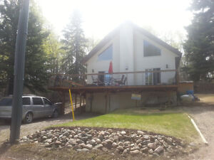 NEW REDUCED PRICE!  beautiful year round cabin