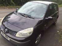 2005 Renault Scenic 1.5 dci**LOW MILEAGE**