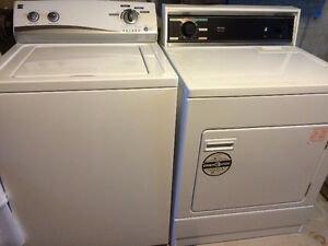 Washer with free dryer