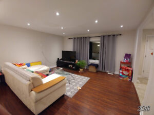 Newly Renovated: 3 bedroom main floor Richmond Hill Yonge & 16th