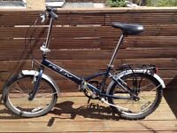 Raleigh Active Folding Bike for Sale