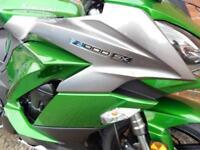 2018 KAWASAKI Z1000SX ABS MOTORCYCLE