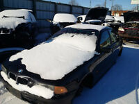2000 BMW 528i just arrived for parts at Pic N Save!
