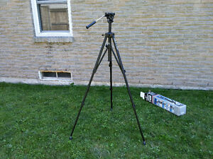 high end Velbon D-600 tripod