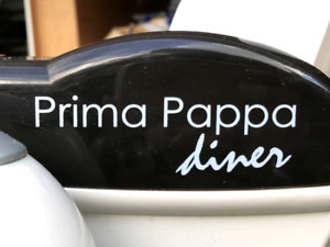 PRIMA PAPPA DINER HIGH CHAIR!