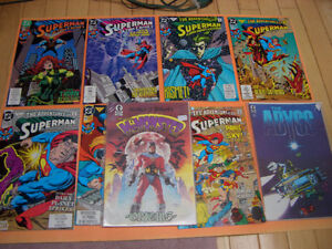 (25) COMICS FOR SALE SUPERMAN, ABYSS, MR MONSTER London Ontario image 3
