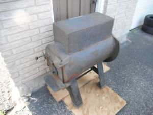 Wood Stove- 1/4''/1/2''/1'' Steel Plate-Trade for Canoe?