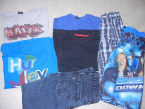 Boys size 10/12 - 7 pieces -only $10!