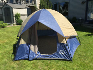 Escort 4 man dome tent
