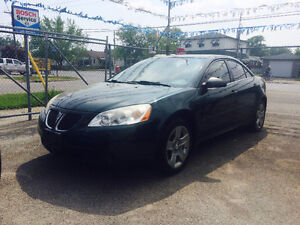 07 POTIAC G6 tags: sedan, impala, corolla, gm, civic, 06,05,08